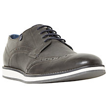 Buy Dune Beckham Contrasting Sole Derby Brogues Online at johnlewis.com