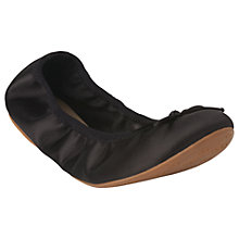 Buy L.K. Bennett Bia Travel Ballet Pumps Online at johnlewis.com