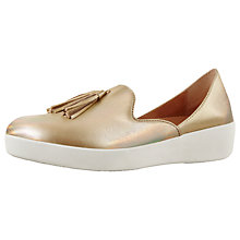 Buy FitFlop Superskate Tassel Loafers Online at johnlewis.com