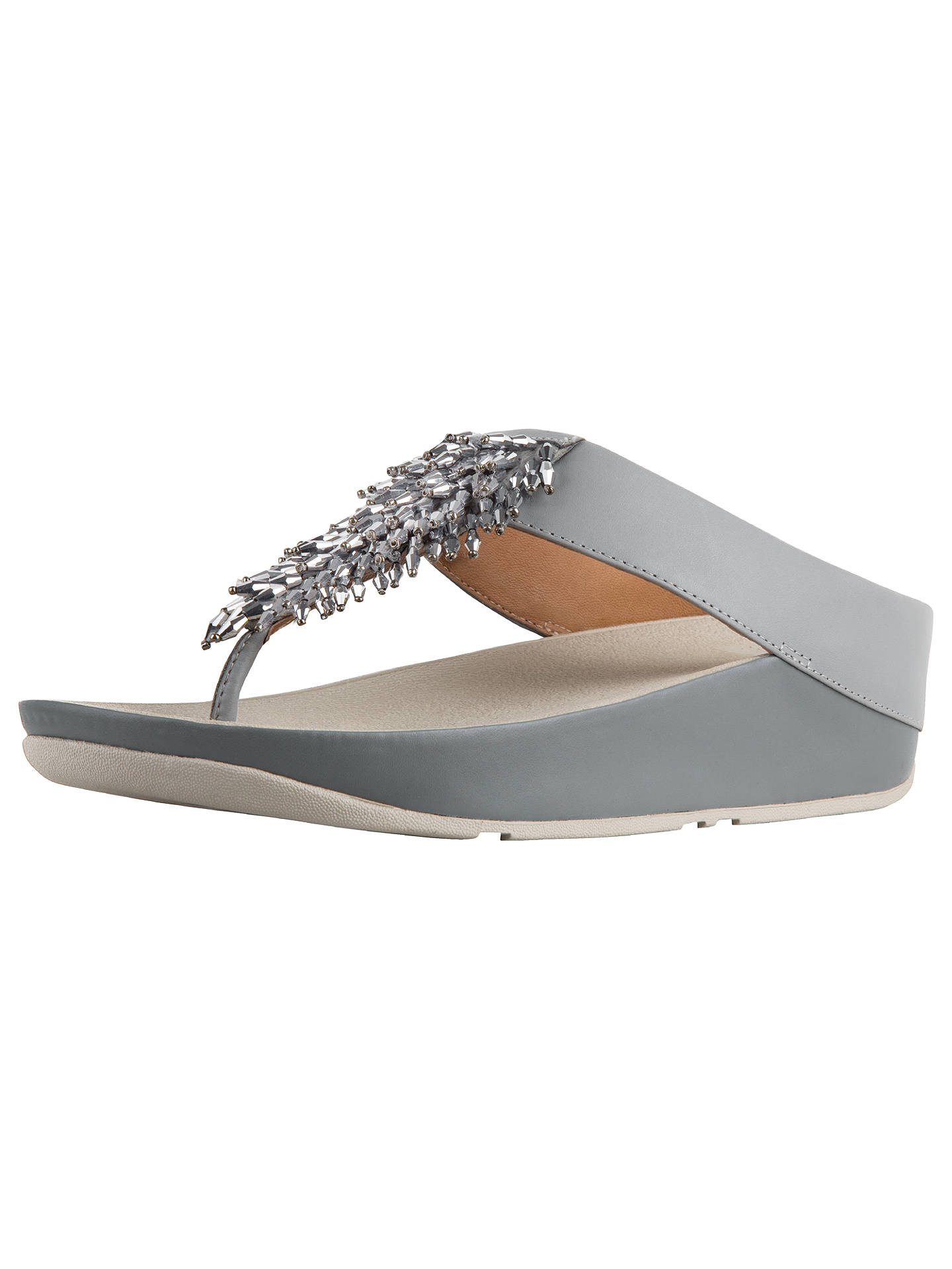 1f20a35734 Buy FitFlop Rumba Embellished Toe Post Sandals