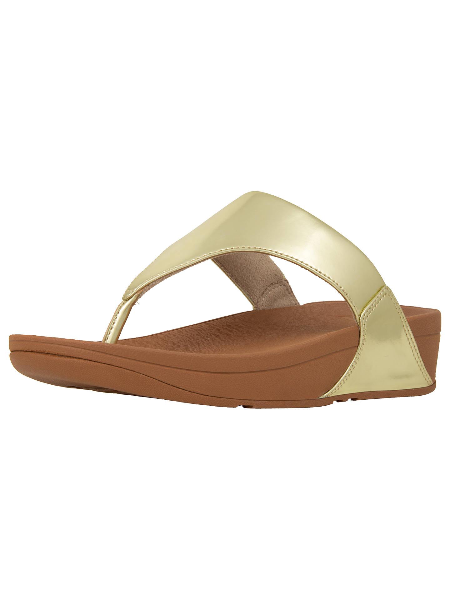 37a85d230 Buy FitFlop Lulu Leather Flip Flops