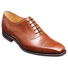 Buy Barker Liam Goodyear Welt Leather Oxford Shoes Online at johnlewis.com