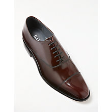 Buy Barker Winsford Goodyear Welt Leather Oxford Shoes Online at johnlewis.com
