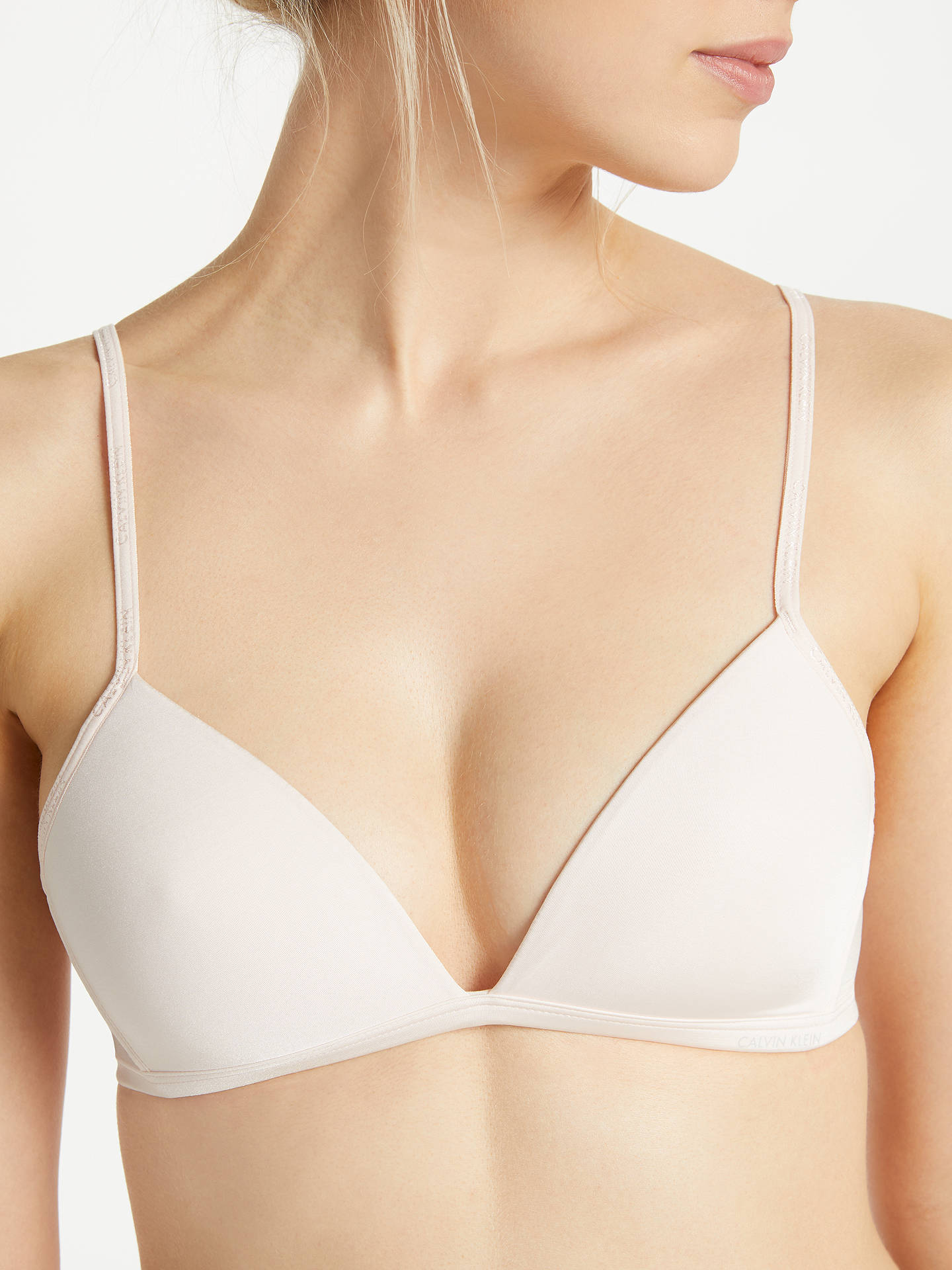 76239f0901 Buy Calvin Klein Underwear Youthful Lined Triangle Bra