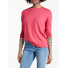 Buy Boden Cassandra Wool Crew Neck Jumper Online at johnlewis.com