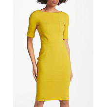 Buy Boden Kaia Ottoman Dress Online at johnlewis.com
