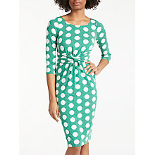 Buy Boden Michelle Spot On Spot Jersey Dress Online at johnlewis.com