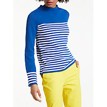 Buy Boden Linda Wool Stripe Jumper Online at johnlewis.com