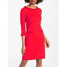 Buy Boden Miranda Ponte Dress Online at johnlewis.com