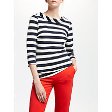 Buy Boden Sarah Jacquard Top Online at johnlewis.com