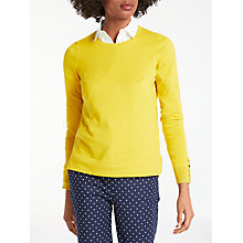 Buy Boden Tilly Jumper, Mimosa Yellow Online at johnlewis.com