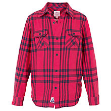 Buy Fat Face Boys' Check Shirt Online at johnlewis.com