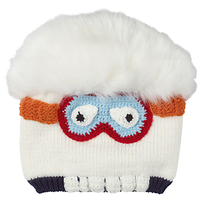 Fat Face Children's Yeti Beanie Hat Review