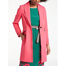 Buy Boden Aileen Longline Tailored Coat Online at johnlewis.com