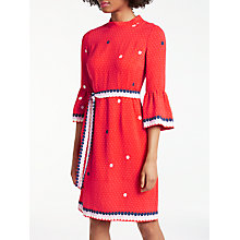 Buy Boden Armelle Spot Dress Online at johnlewis.com