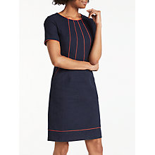 Buy Boden Jane Textured Dress Online at johnlewis.com