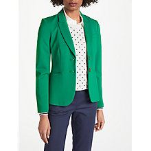 Buy Boden Elizabeth Ponte Blazer Online at johnlewis.com