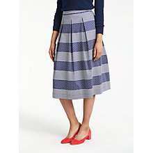 Buy Boden Lola Skirt, Navy Online at johnlewis.com