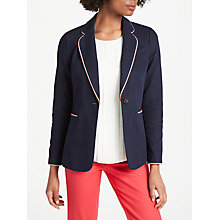 Buy Boden Lilah Cotton Blazer Online at johnlewis.com