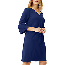 Buy Studio 8 Fleur Shift Dress, Blue Online at johnlewis.com