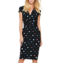 Buy Damsel in a dress Gemstone Printed Dress, Multi Online at johnlewis.com
