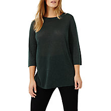 Buy Studio 8 Jessie Jumper, Green Online at johnlewis.com