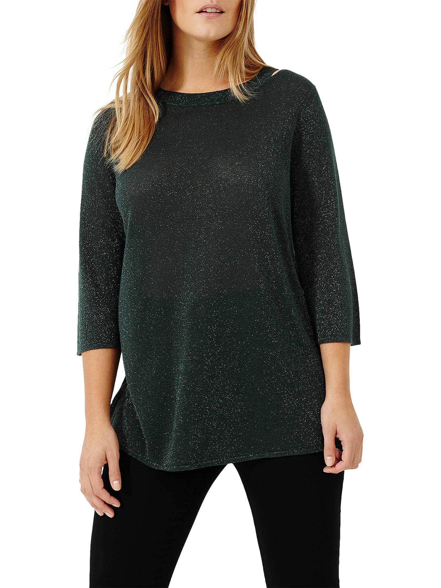 BuyStudio 8 Jessie Jumper, Green, 12 Online at johnlewis.com
