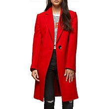 Buy Miss Selfridge Statement Midi Coat Online at johnlewis.com