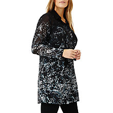 Buy Studio 8 Corabella Blouse, Black/Multi Online at johnlewis.com
