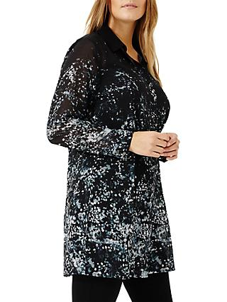 Studio 8 Corabella Blouse, Black/Multi