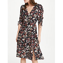 Buy Oui Floral Print Dress, Multi Online at johnlewis.com