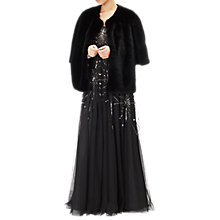 Buy Adrianna Papell Faux Fur Wrap Online at johnlewis.com