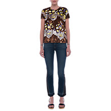 Buy French Connection Zelda Sequin Top, Multi Online at johnlewis.com