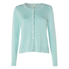 Buy White Stuff Easel Cardigan, Mint Green Online at johnlewis.com