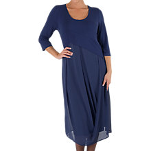 Buy Chesca Jersey Chiffon Dress, Riviera Online at johnlewis.com