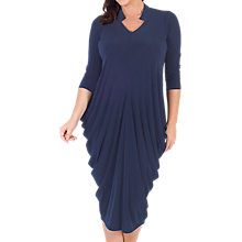 Buy Chesca Notch Neck Jersey Dress, Riviera Online at johnlewis.com