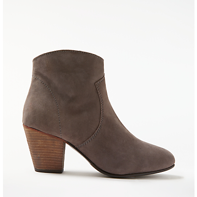 Boden Boho Block Heeled Ankle Boots