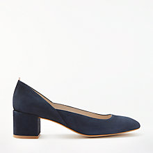Buy Boden Hope Block Heeled Court Shoes Online at johnlewis.com