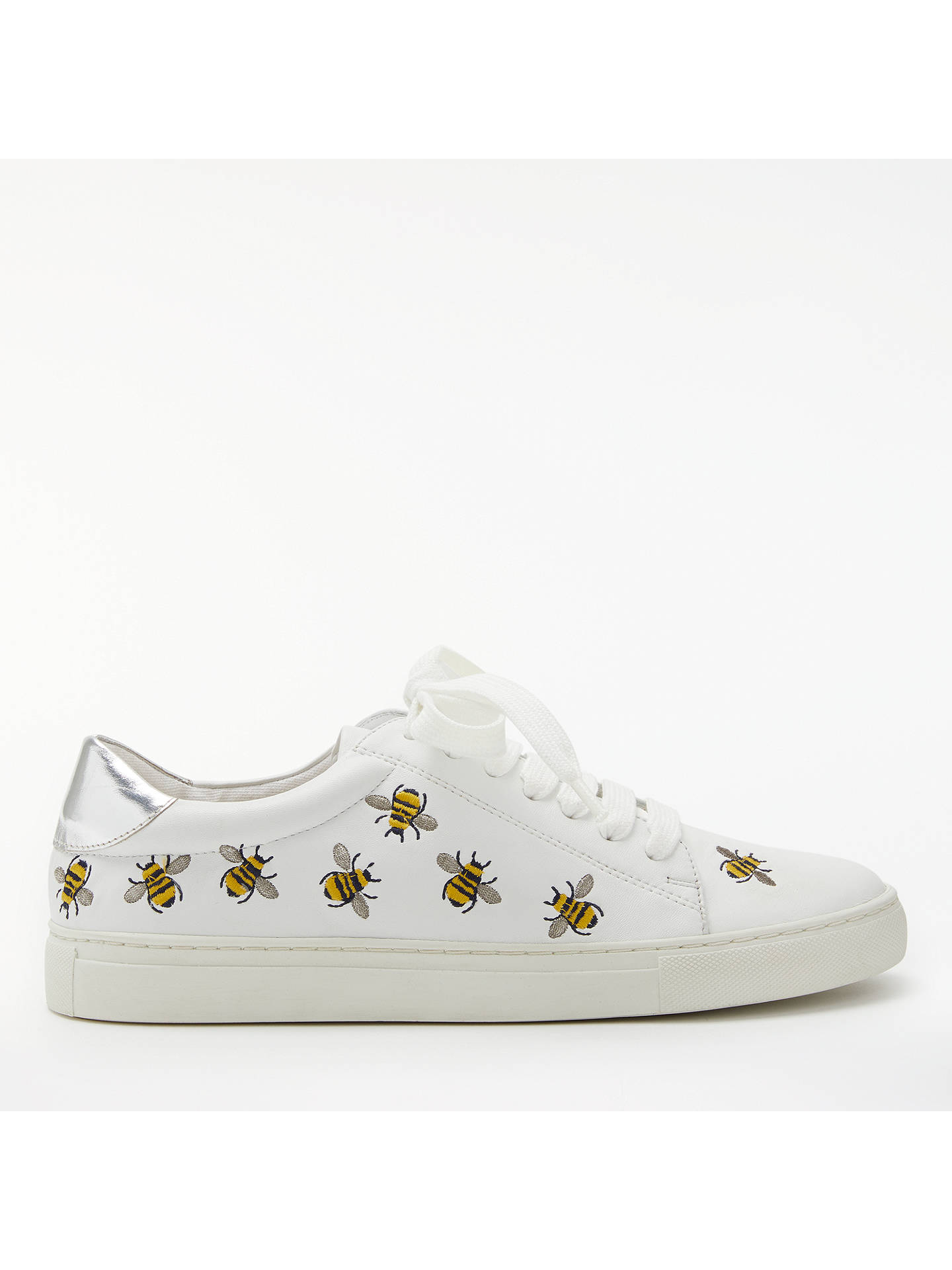 a1e7d6bfcf8 Buy Boden Hollie Bumble Bee Lace Up Trainers