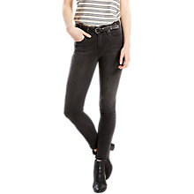 Buy Levi's 721 High Rise Skinny Jeans, Fast Times Online at johnlewis.com