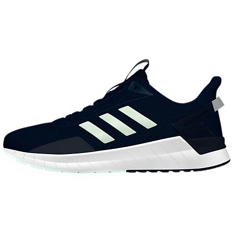 Buy adidas Questar Ride Women\u0027s Running Shoes, Collegiate Navy Online at  johnlewis.com