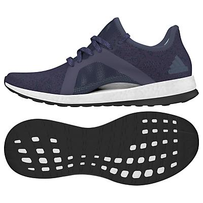 Adidas Pureboost X Element Women's Running Shoes, Trace Blue