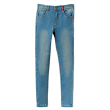 Buy Little Joule Girls' Linnet Skinny Fit Denim Jeans, Blue Online at johnlewis.com