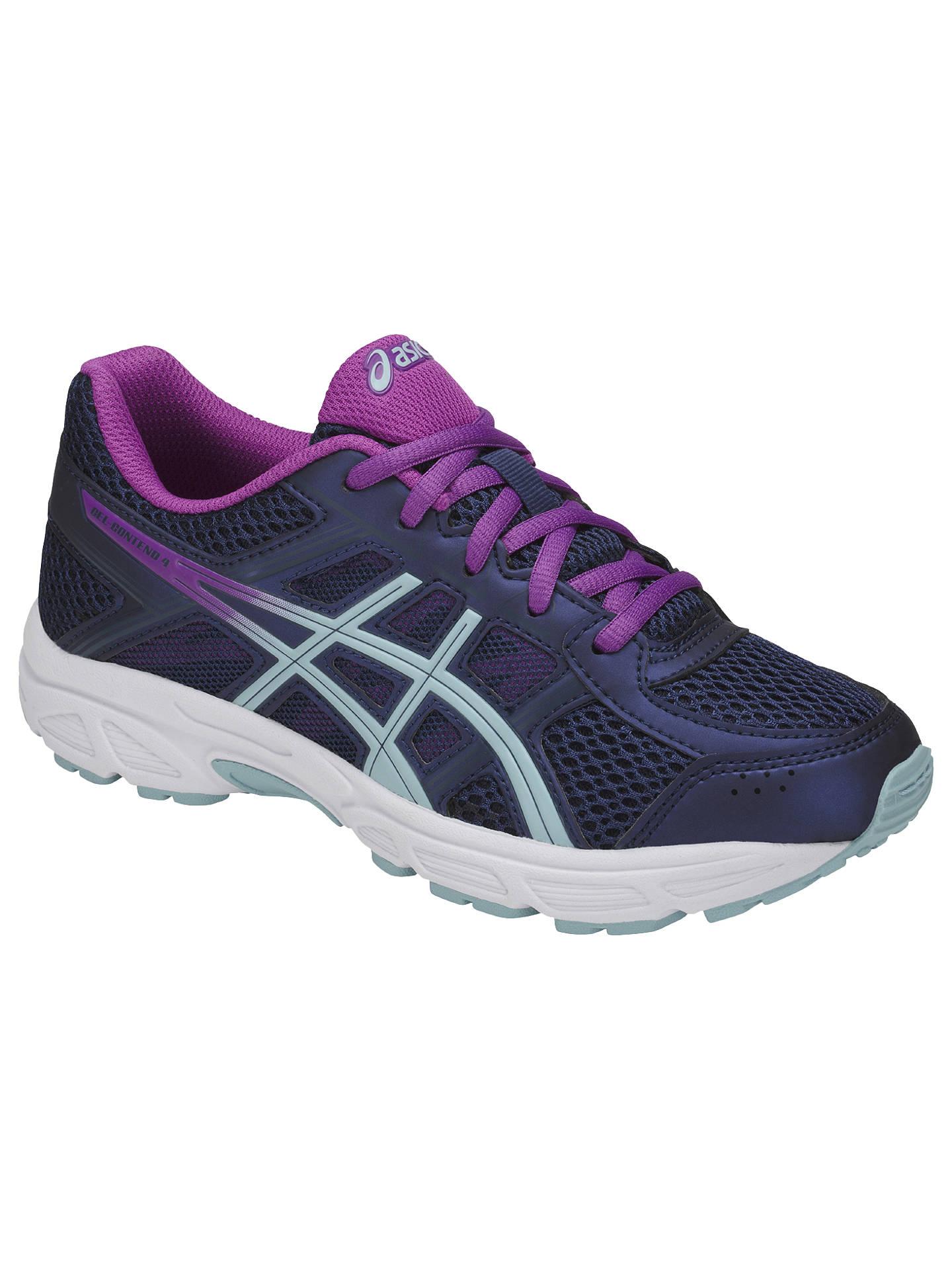 ASICS Womens Gel Contend 3 Mesh Lace Up Running