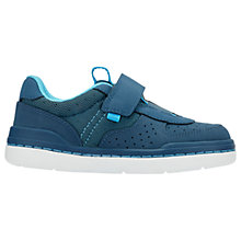 Buy Start-rite Children's First Flow Trainers, Blue Online at johnlewis.com