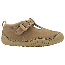 Buy Start-Rite Children's Baby Jack First Shoes, Brown Online at johnlewis.com