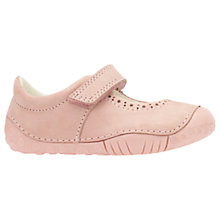 Buy Start-rite Children's Cruise Pre-Walker Shoes, Pink Online at johnlewis.com