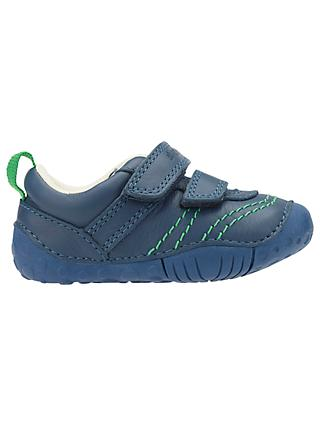 Start-Rite Children's Baby Leo First Shoes, Blue