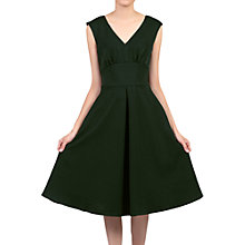Buy Jolie Moi Sweetheart Neck Flared Dress Online at johnlewis.com