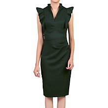 Buy Jolie Moi Ruffle Shoulder Bodycon Dress Online at johnlewis.com